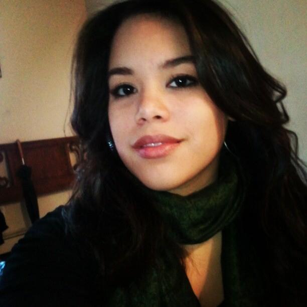 College girl with big beautiful tits latina